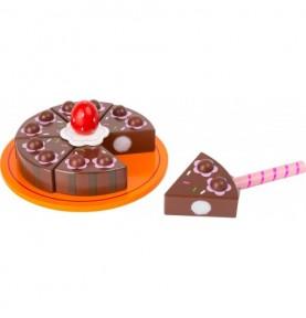 Gâteau au chocolat Montessori