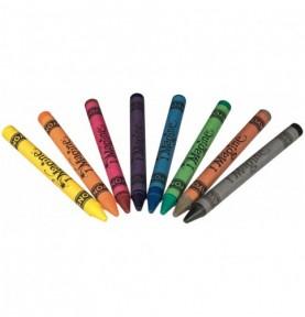Crayons pour textile Montessori