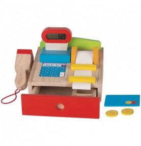 Caisse multifonction - Marchande Montessori