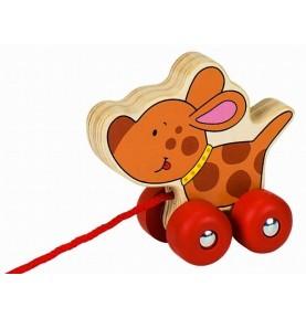Animaux  - Jeux à tirer Montessori