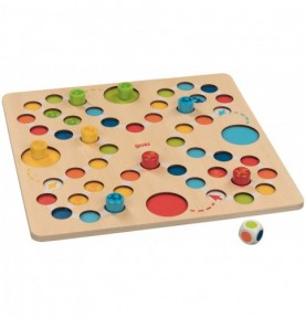 Mon premier Ludo des couleurs Montessori