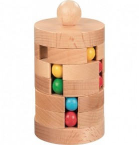 Tour des billes Montessori