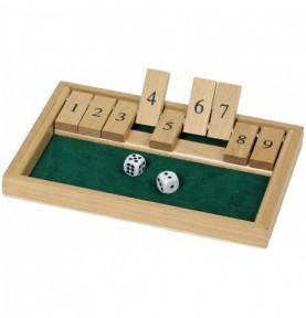 Shut the box Montessori