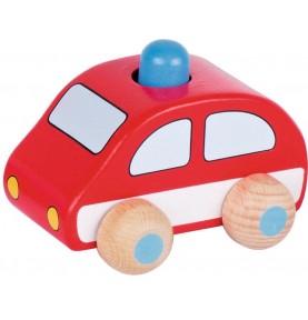 petite voiture bois bébé