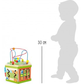 cube eveil bebe