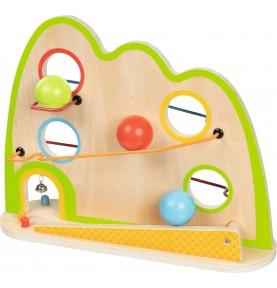 Circuit cascade à boules Montessori