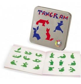 Tangram carré