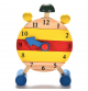 Apprendre l'heure avec l'horloge Montessori