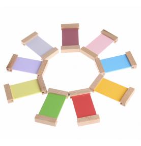 Apprendre les couleurs - Montessori