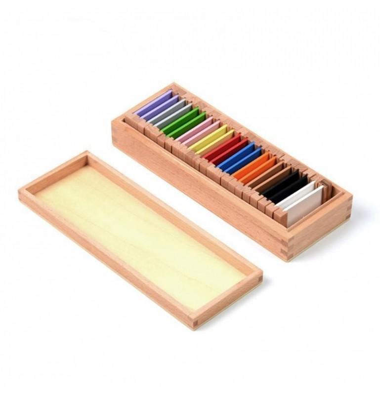 Apprentissage couleur enfant