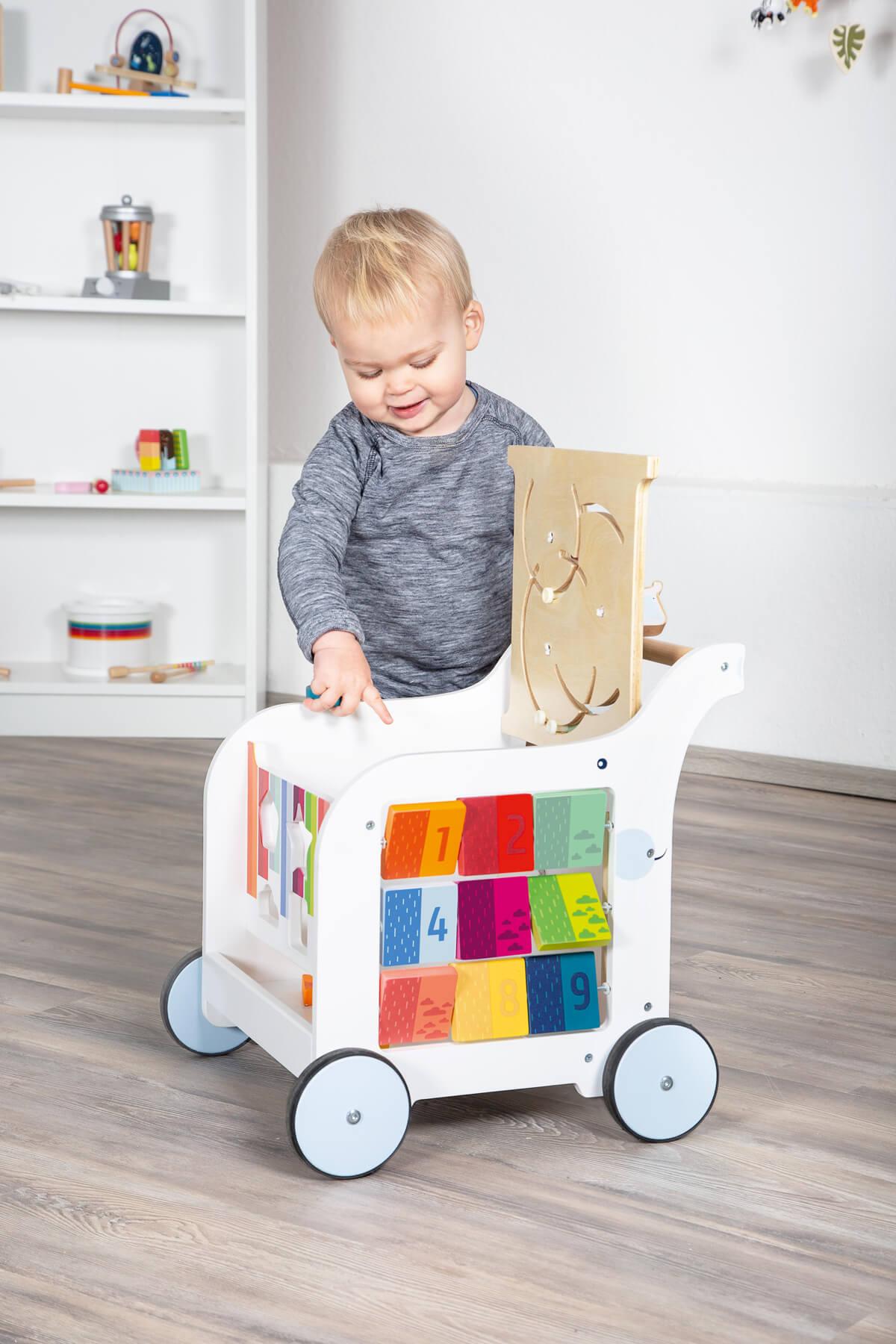 baby walking cart
