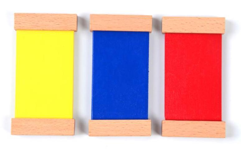 Apprendre les couleurs en maternelle