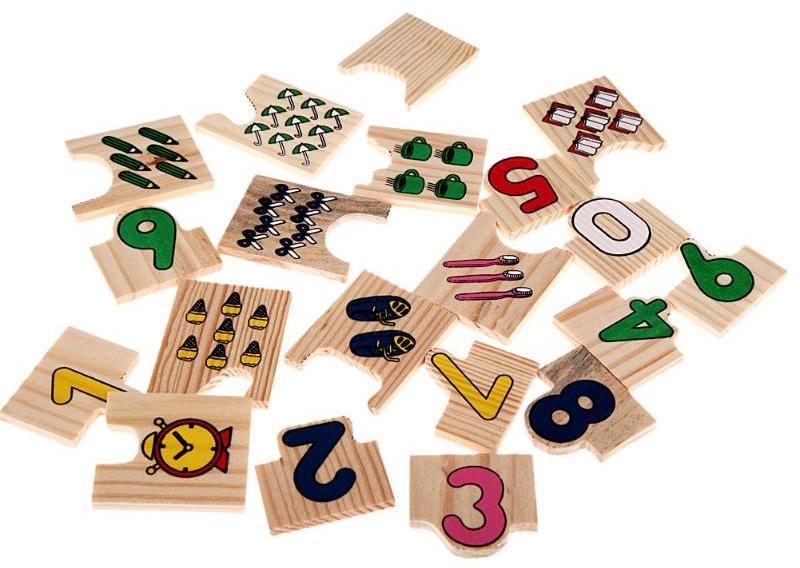 Puzzle math