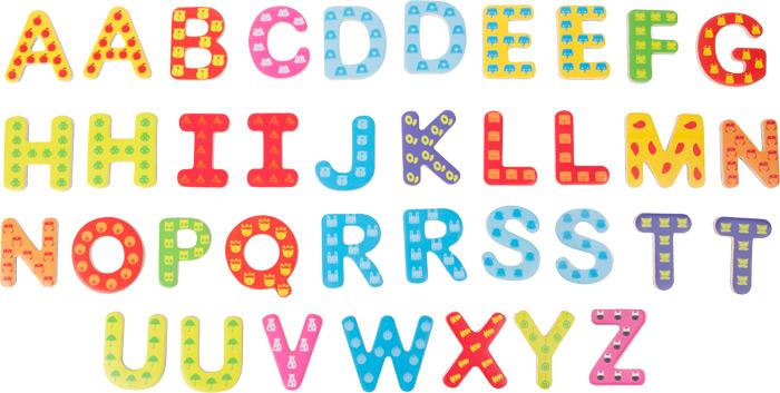 Apprentissage des couleurs et des lettres